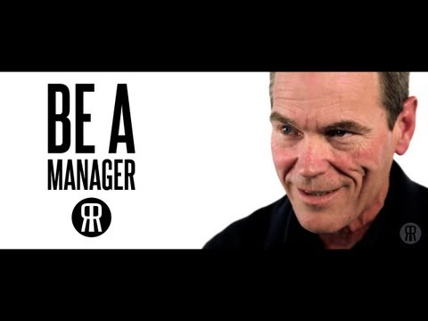 RMB Chapter 3: Be A Manager