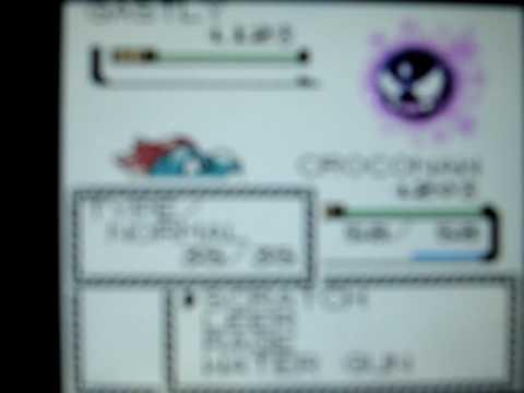 Pokemon Gold (PSP)