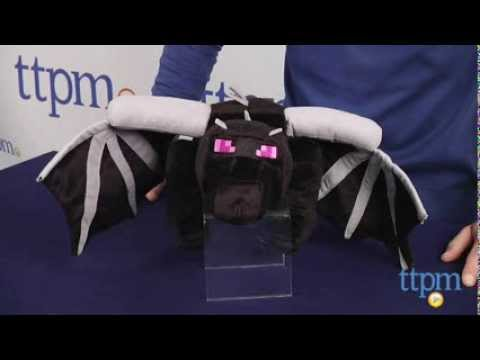 Minecraft Ender Dragon Plush from Spin Master