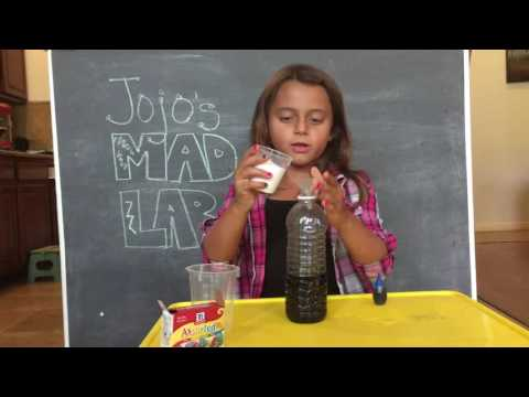 DIY Exploding Volcano Easy Kids Science Experiment