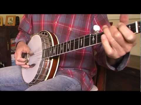 Beginning Bluegrass Banjo - Lesson 01 - For absolute beginners
