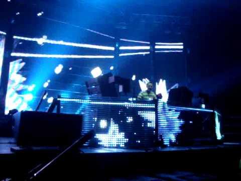 Tiesto at O2 arena Dublin 2010  part 5