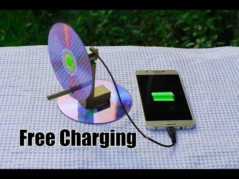 3 Free Mobile Charging Life Hacks