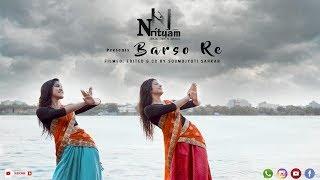 BARSO RE DANCE COVER   GURU   SHREYA GHOSHAL   NRITYAM