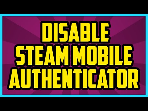 HOW TO REMOVE STEAM GUARD MOBILE AUTHENTICATOR 2017 - Disable Authenticator Lost Recovery Code
