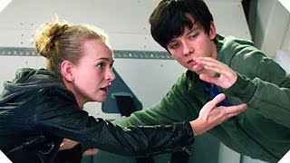 THE SPACE BETWEEN US (Teen Movie, Britt Robertson, Asa Butterfield) - TRAILER # 2
