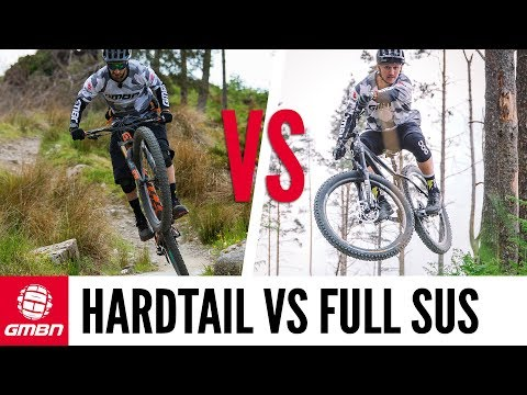 Full Suspension Vs Hardtail | What's More Fun?