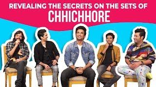 Team Chhichhore Reveal Their Tinder Bios To Shraddha Kapoor's Phone Addiction | Sushant Singh Rajput