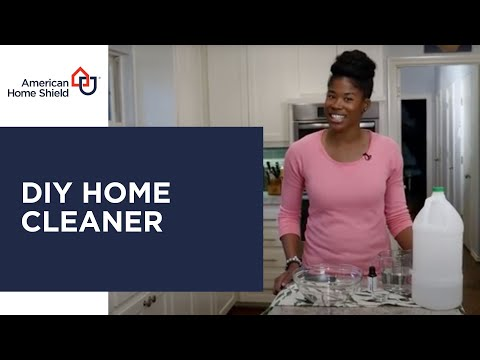 Home Inspection - DIY Home Cleaner - American Home Shield
