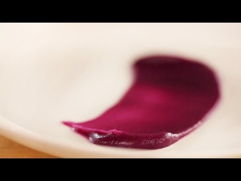Red Cabbage Puree