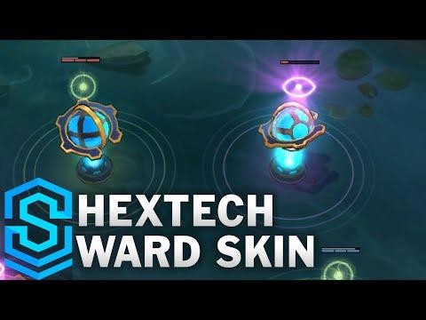 Hextech Ward Skin