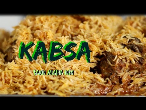 Kabsa Saudi Recipe _ How to Make Kabsa _ International Cuisines