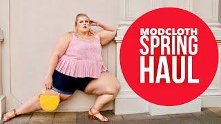 Modcloth April SIze Inclusive Haul