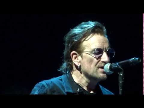 U2 - 2018 - 13(There Is A Light) (HD) Boston 06-21-2018 (Filmed from GA Edge's Side)