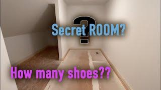 Creating a CRAZY Master Closet