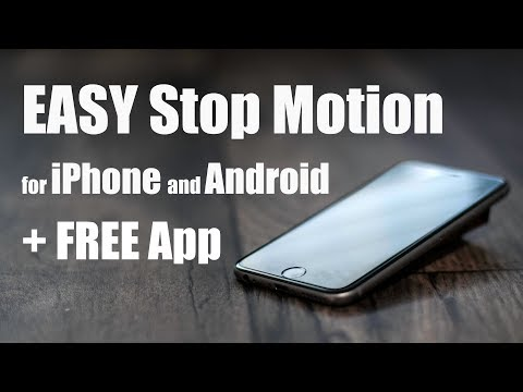 BEST FREE Stop Motion App FULL TUTORIAL - iPhone & Android