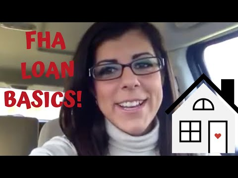 FHA Loan, Time to buy a house! Only 3.5% Downpayment