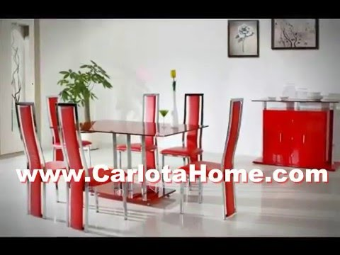 35 Modern Small Dining Room Tables Sets