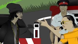 Alkaline vs Rygin King [Dancehall Street Clash] 2019