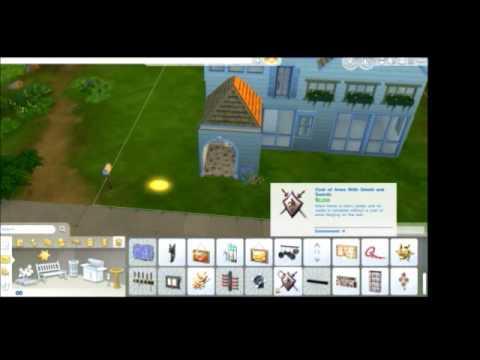 The Sims 4 Speedbuild ~ Family Porch