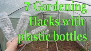 7 Gardening Hacks With Plastic Bottles Simple Free And Effective