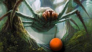 THROUGH THE SPIDER NEST! (Best Golf It Map Ever not click bait)
