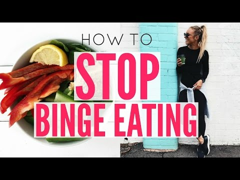 HOW TO STOP BINGE EATING | My Top 10 Tips