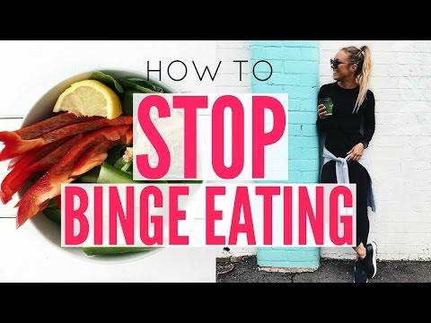 HOW TO STOP BINGE EATING | My Top 10 Tips
