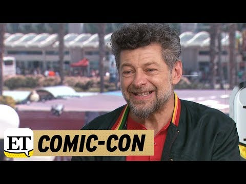 EXCLUSIVE: Andy Serkis on 'War for the Planet of the Apes' Oscar Buzz Talks 'Affection' for Caesar