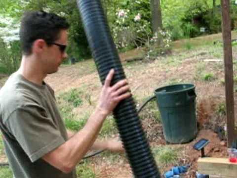 DIY Cheapest Rain Barrel System EVER
