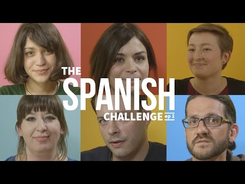 Can You Start Speaking Spanish In Just 3 Weeks? – Part 1| The Spanish Challenge