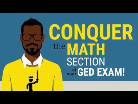 GED Flash for Math - Practice Questions