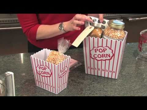Popcorn Seasoning -- Bollywood Coconut Curry
