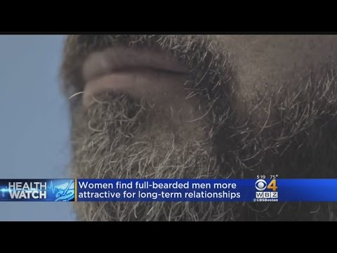 Study: Women Find Full-Bearded Men More Attractive