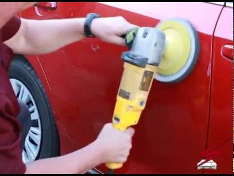 How to Buff Out Car Scratches