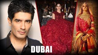 """Padmavati Clothes Are Very Tastefully Done..."": Manish Malhotra | Masala Awards 2017 | Dubai"