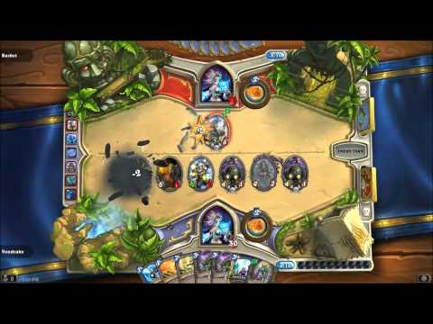 Hearthstone GvG: Mech Mage vs Fatigue Mage