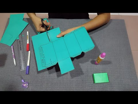 How to make a 3D Cuboid (rectangular Prism)
