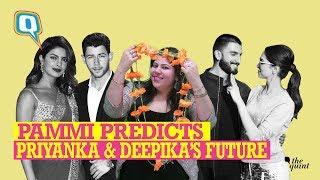 Deepika-Ranveer Wedding: #DeepVeer Ki Shaadi Mein Pammi Kaur Hui Deewani | Quint Neon