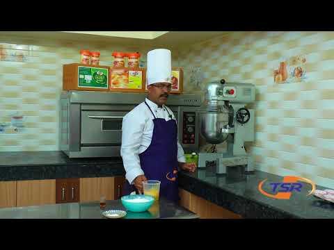 How to make choco chip cup cake | Margarine cake recipe