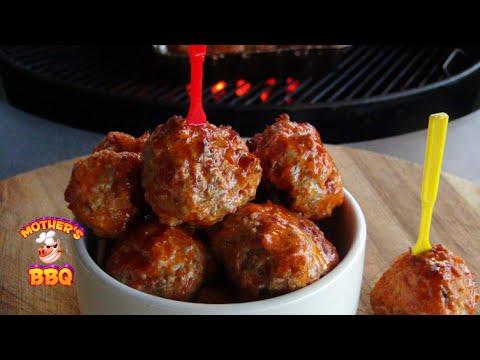 Buffalo Chicken Meatballs | Tailgating Recipes