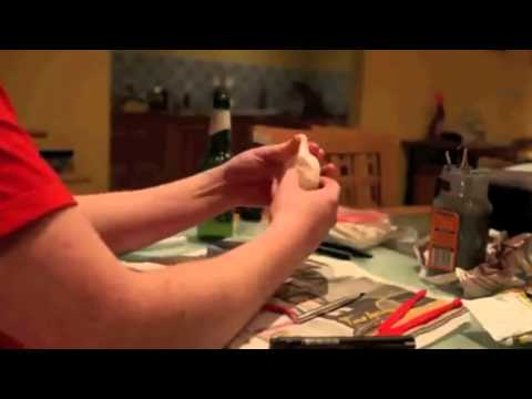 Quick hand custom bobblehead maker