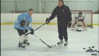Youth Hockey Tips With Kenny Mccudden Shooting The Puck