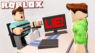 BEAT A LIE DETECTOR IN ROBLOX!