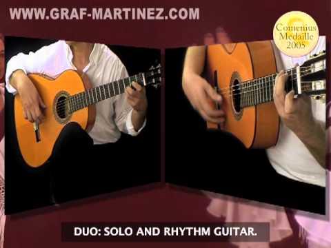 Flamenco Guitar DVD Vol 1 by Graf-Martinez