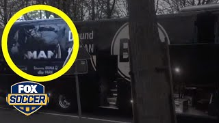 Borussia Dortmund bus explosions puts Champions League match on hold   FOX SOCCER
