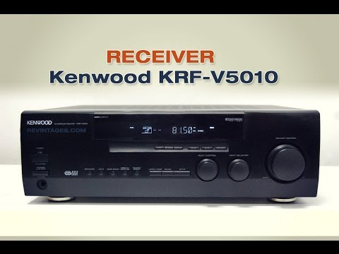 Kenwood Receiver Sound Check