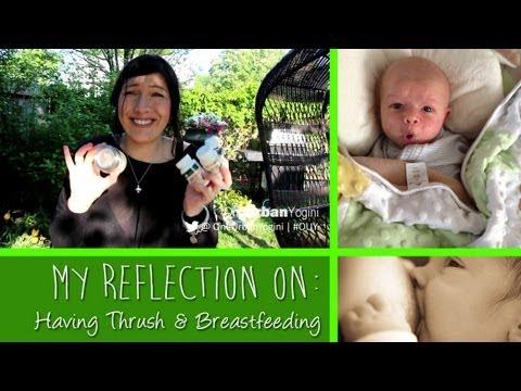 ❤ Thrush & Breastfeeding | A Reflection w. One Urban Yogini ❤