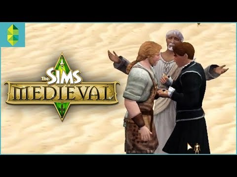 THE MARRIAGE | The Sims Medieval - Part 6