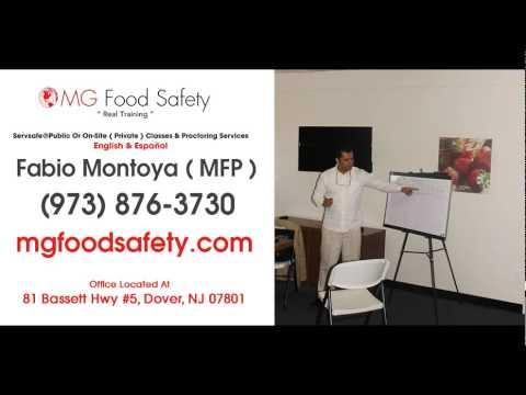 ServSafe Test Morristown NJ